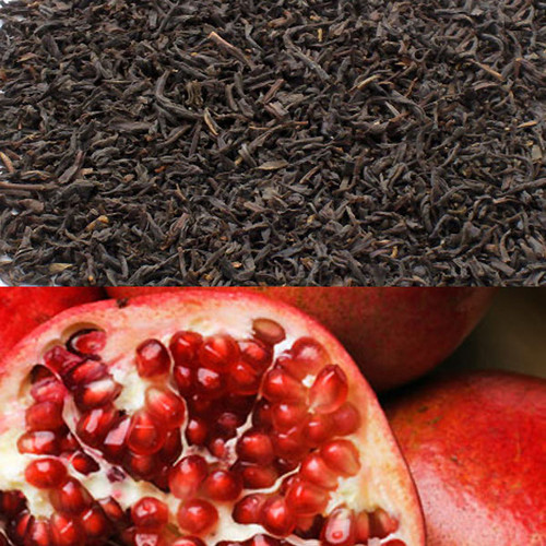 Pomegranate Flavored Black Tea