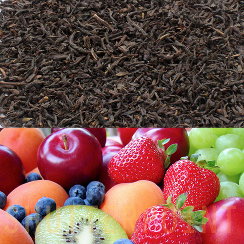 Summer Fruits Flavored Black Tea