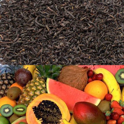 Tropical Fruits Flavored Black Tea