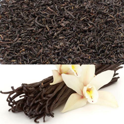 Vanilla Flavored Black Tea