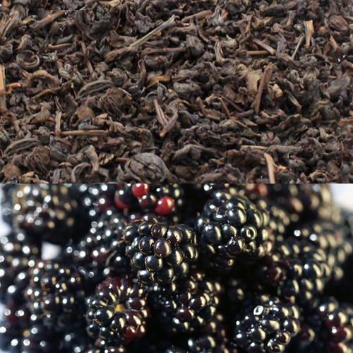 Blackberry Flavored Oolong Tea