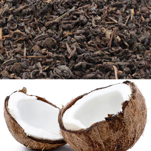 Coconut Flavored Oolong Tea