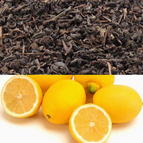 Lemon Flavored Oolong Tea