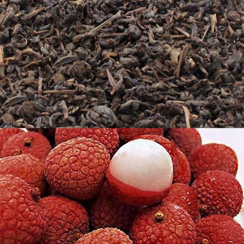 Lychee Flavored Oolong Tea