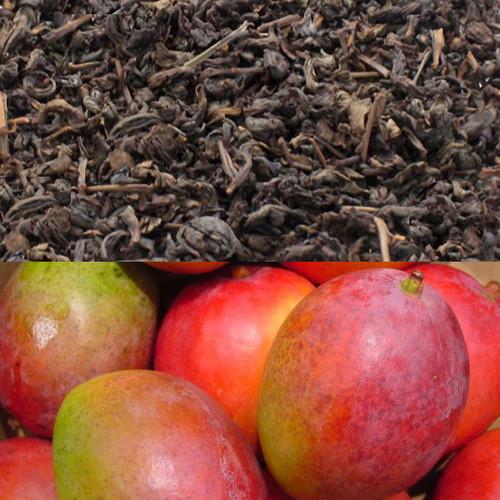Mango Flavored Oolong Tea