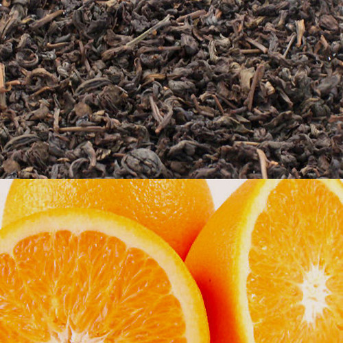 Orange Flavored Oolong Tea