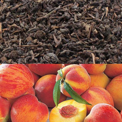 Peach Flavored Oolong Tea