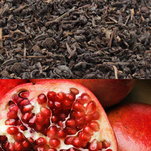 Pomegranate Flavored Oolong Tea