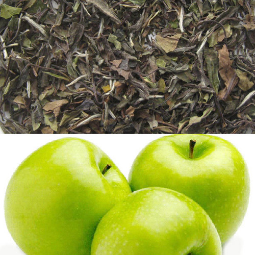 Apple Flavored White Tea