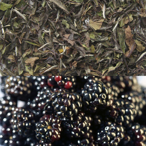 Blackberry Flavored White Tea