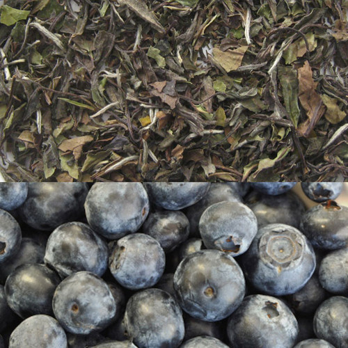 Blueberry Flavored White Tea