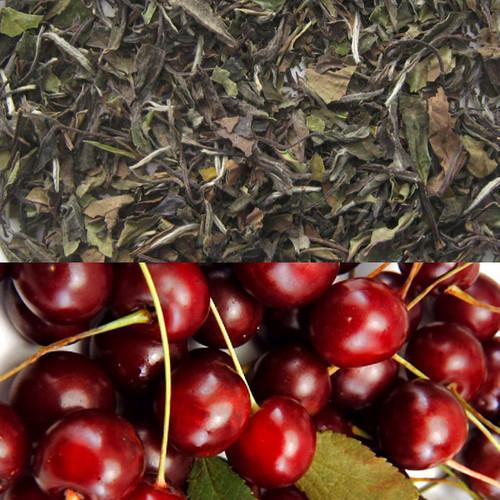 Cherry Flavored White Tea