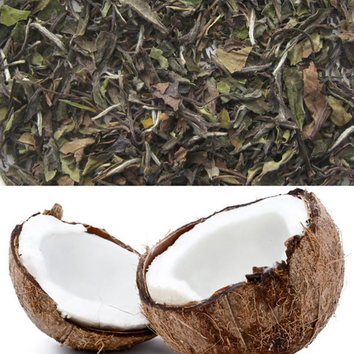 Coconut Flavored White Tea
