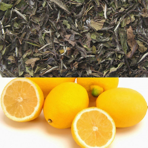 Lemon Flavored White Tea