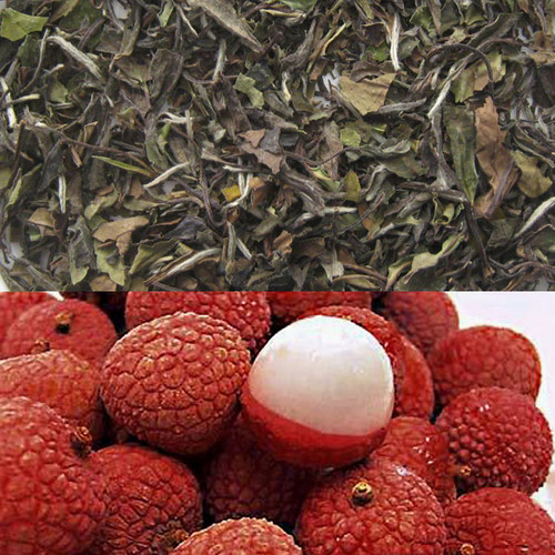 Lychee Flavored White Tea