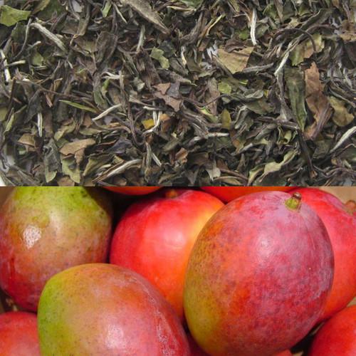 Mango Flavored White Tea