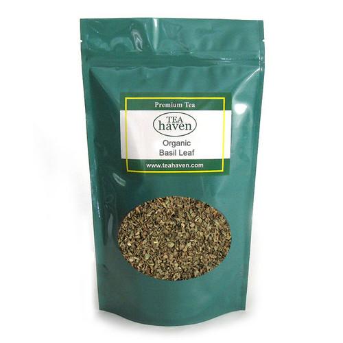 Organic Basil Leaf Tea