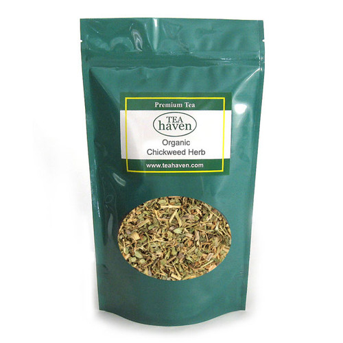 Organic Chickweed Herb Tea