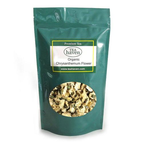 Organic Chrysanthemum Flower Tea