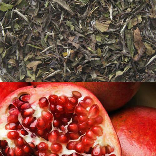 Pomegranate Flavored White Tea
