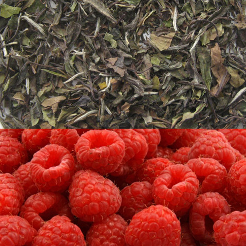 Raspberry Flavored White Tea