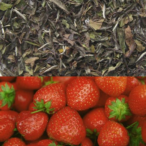 Strawberry Flavored White Tea