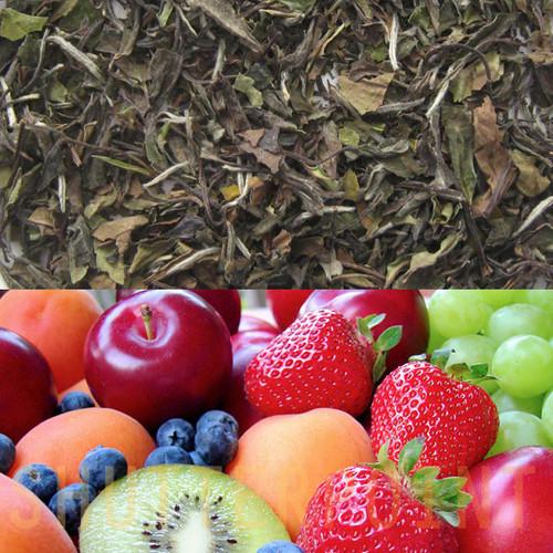 Summer Fruits Flavored White Tea