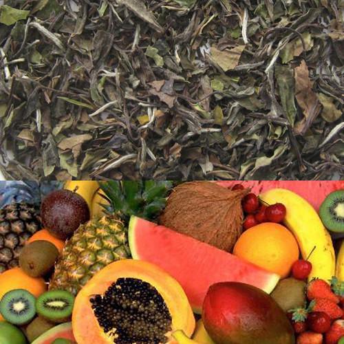 Tropical Fruits Flavored White Tea