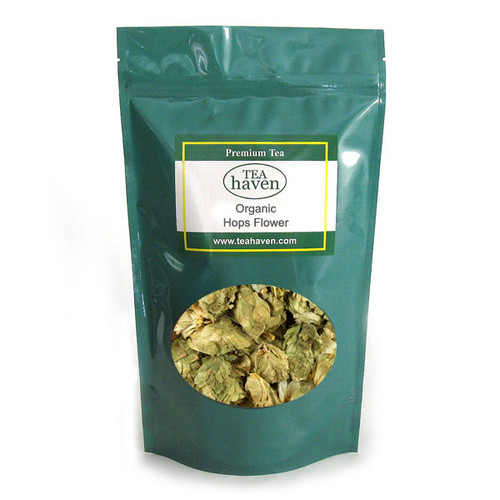 Organic Hops Flower Tea