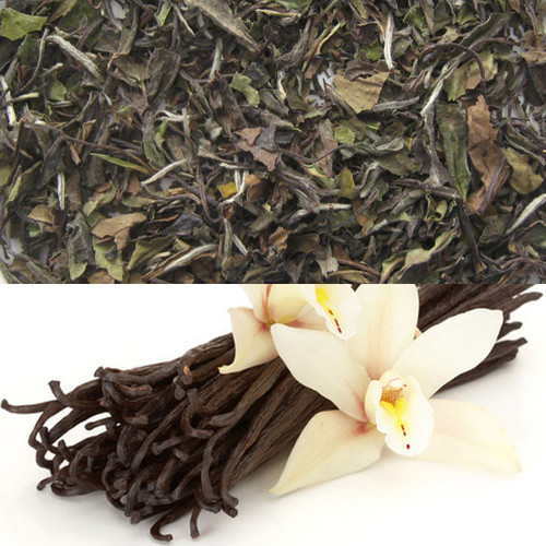 Vanilla Flavored White Tea