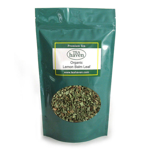 Organic Lemon Balm Leaf Tea