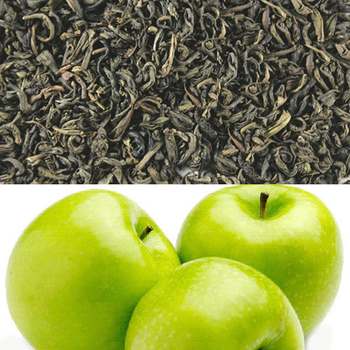 Apple Flavored Green Tea