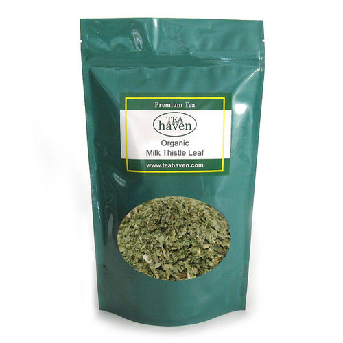 Organic Milk Thistle Leaf Tea