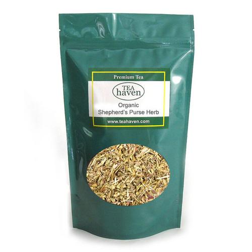 Organic Shepherd's Purse Herb Tea
