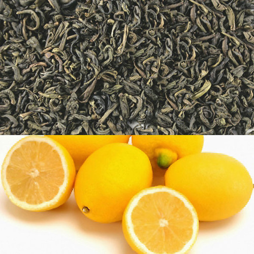Lemon Flavored Green Tea