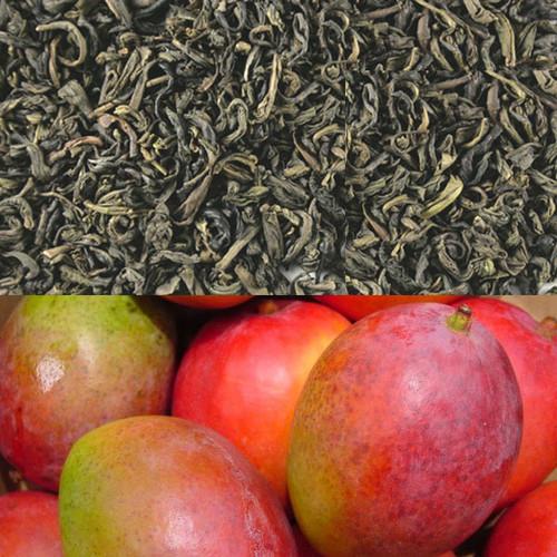 Mango Flavored Green Tea