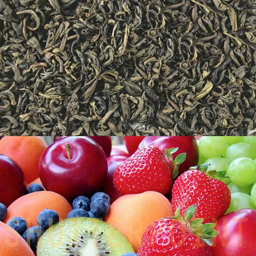 Summer Fruits Flavored Green Tea