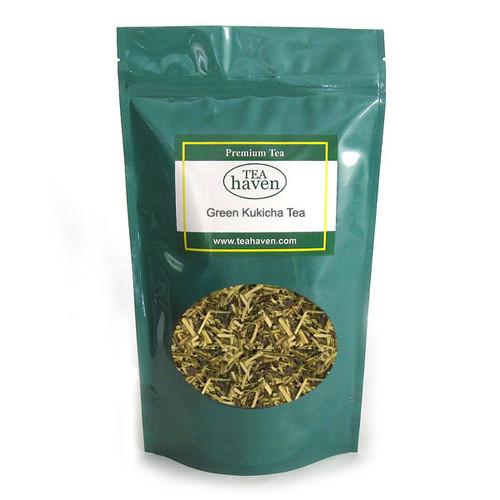 Green Kukicha Tea