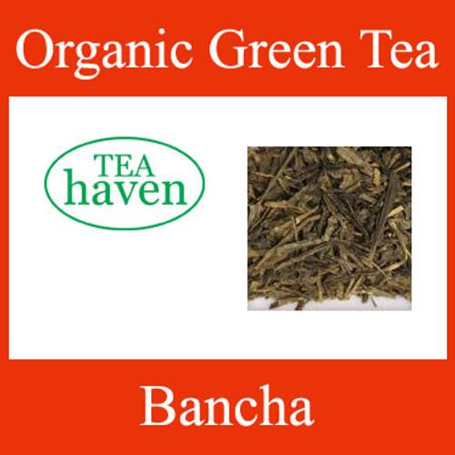 Organic Bancha Green Tea