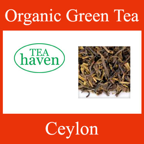 Organic Ceylon Green Tea