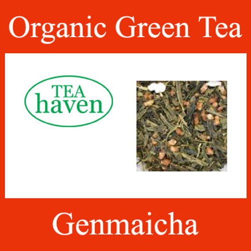 Organic Genmaicha Green Tea