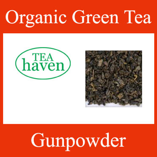 Organic Gunpowder Green Tea
