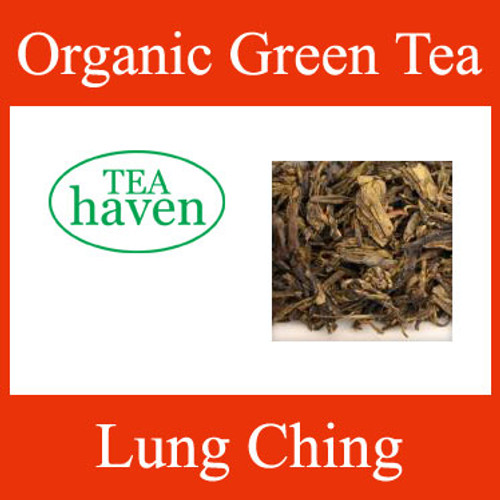 Organic Lung Ching Green Tea
