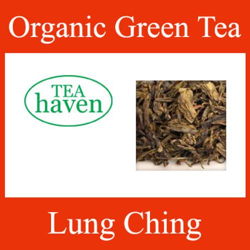 Organic Lung Ching Green Tea