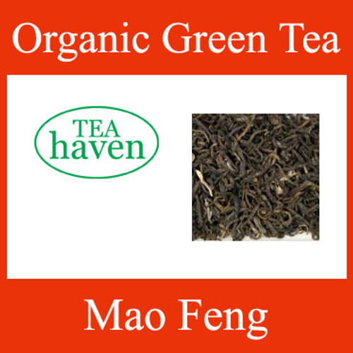 Organic Mao Feng Green Tea
