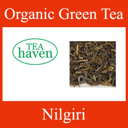 Organic Nilgiri Green Tea