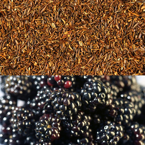 Blackberry Flavored Rooibos Tea