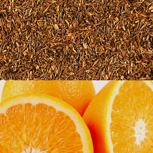 Orange Flavored Rooibos Tea