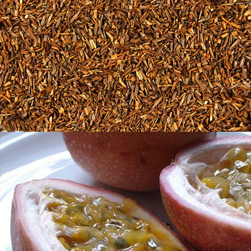 Passion Fruit Flavored Rooibos Tea