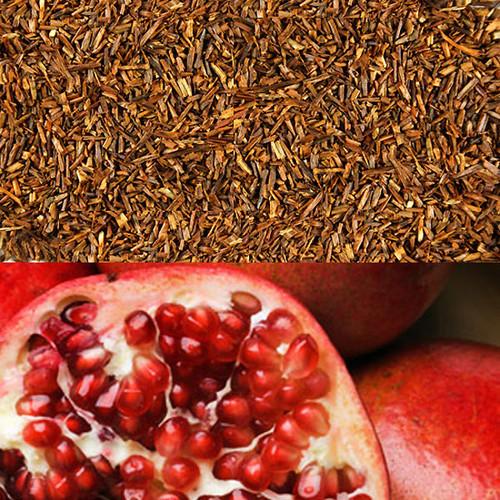 Pomegranate Flavored Rooibos Tea